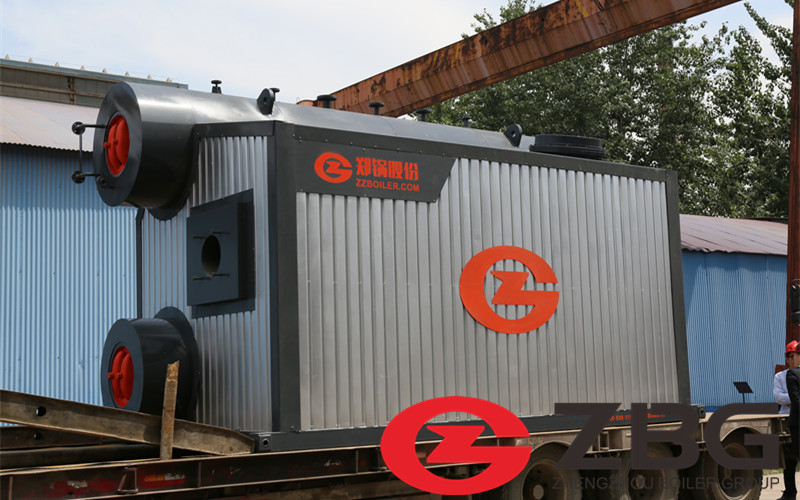 IBR Steam Boiler Manufacturer in China